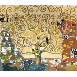 El árbol de la vida de Klimt