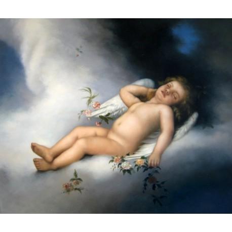 El ángel dormido de Perrault