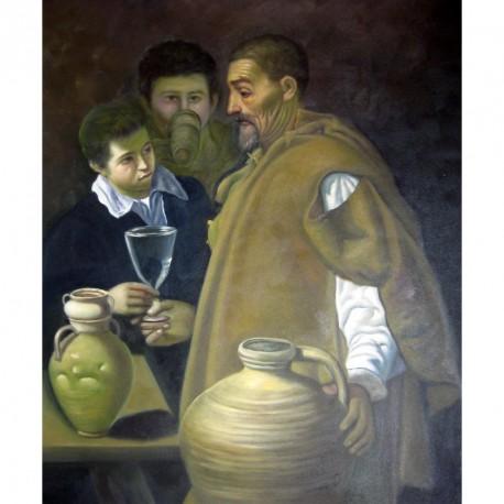 El aguador de Sevilla de Velázquez