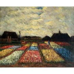 Campo de Tulipanes de Van Gogh