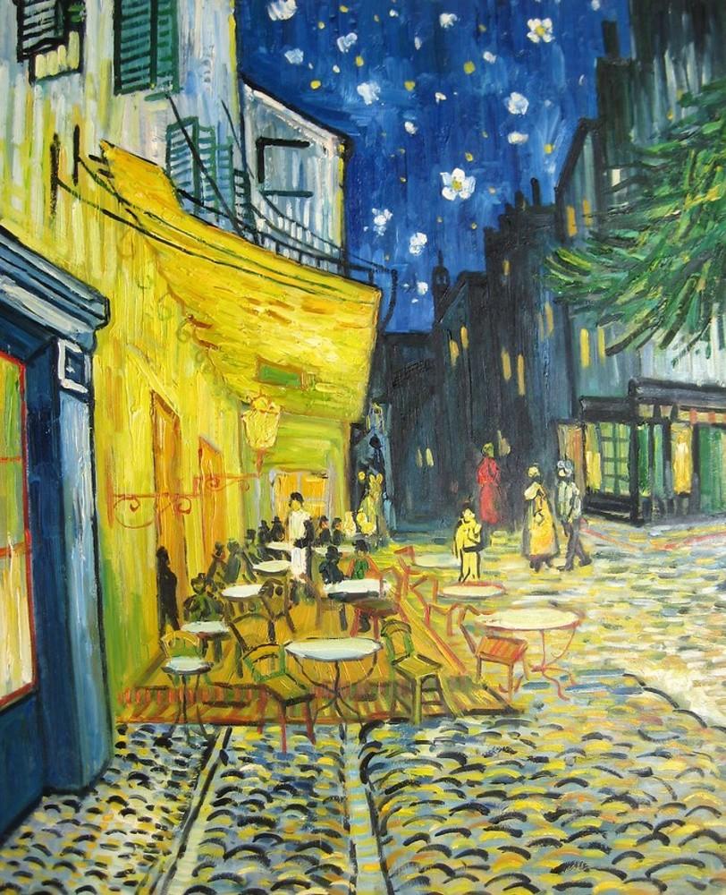 Jarrón Con Lirios De Van Gogh Artefamoso Copias De