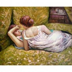 Dos amigas de Lautrec