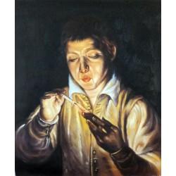 El Soplón de El Greco