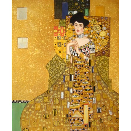 Adele Bloch Bauer de Klimt