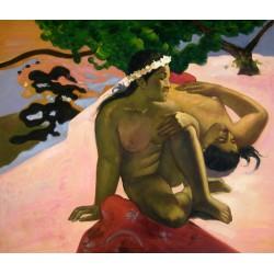 Aha oe Feii, Estás celosa de Gauguin