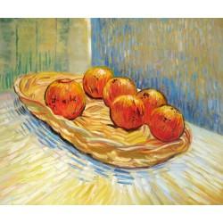 Bodegón con seis naranjas de Van Gogh