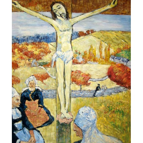 El Cristo amarillo de Gauguin