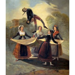 El pelele de Goya