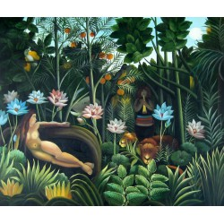 El sueño de Rousseau