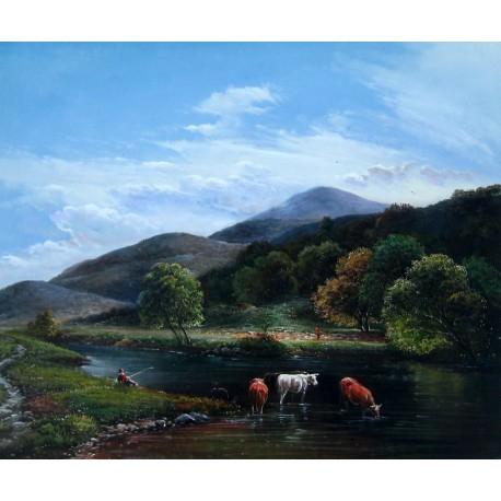 En el norte de Gales de S. Richard Percy