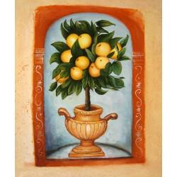 Fresco, naranjo