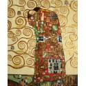 Fulfillment, el abrazo de Klimt