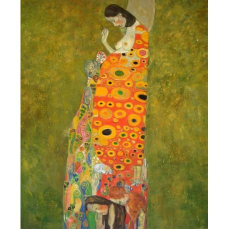 Hope II de Klimt