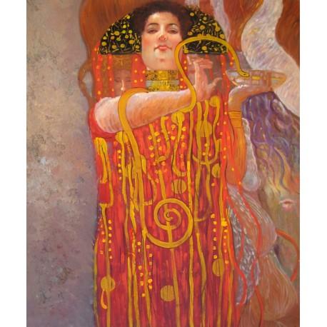 Hygiein, medicina de Klimt