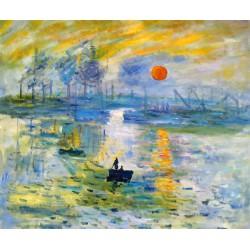 Impresión. Salida del Sol de Monet