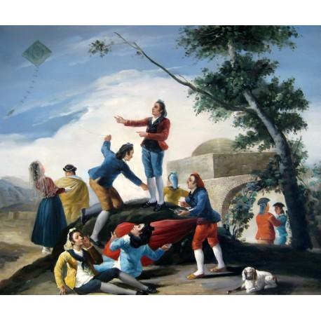 La cometa de Goya