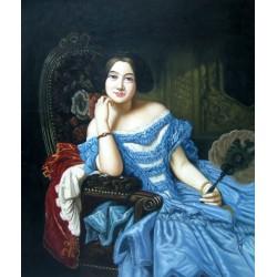 La Condesa de Vilches de Madrazo