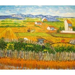 La cosecha de Van Gogh