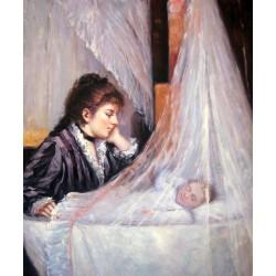 La cuna de Morisot
