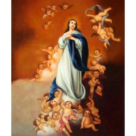 La Inmaculada Concepción de Murillo 1