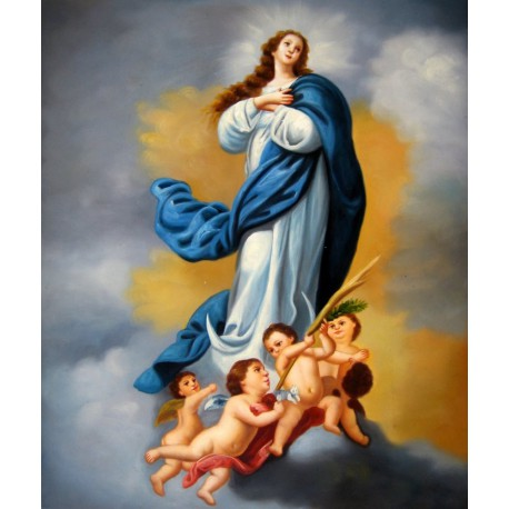 La Inmaculada Concepción de Murillo 2