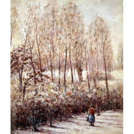 La mañana de Pissarro