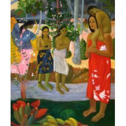 La orana María de Gauguin