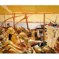 La pesca del atún de Sorolla