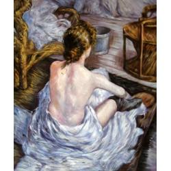 La toilette de Lautrec