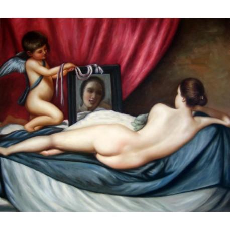 La Venus del espejo de Velázquez