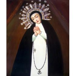 La Virgen de la Paloma de Madrid