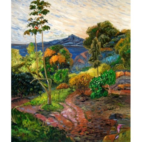 Martinique de Gauguin