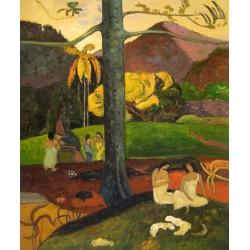 Mata mua, Erase una vez de Gauguin