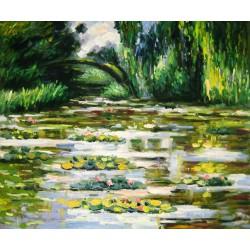 Nenúfares de Monet (2)