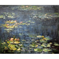 Nenúfares de Monet (3)
