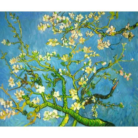 Rama de almendro en flor de Van Gogh
