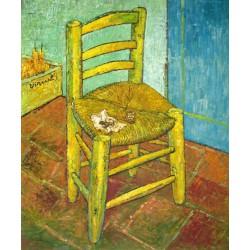 Silla con pipa de Van Gogh