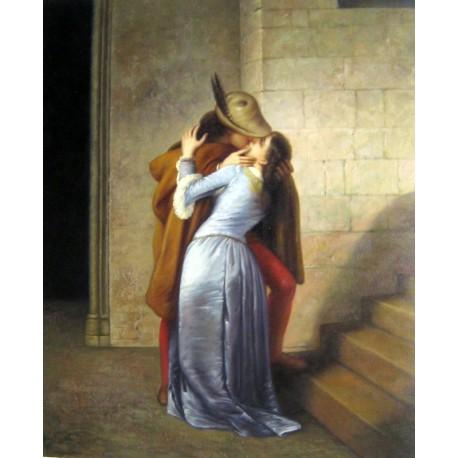 El beso de Francesco Hayez
