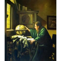 El astrónomo de Vermeer